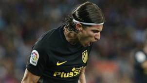 Filipe Luis Barcelona Atletico Madrid La Liga