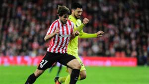 Yeray Alvarez Roberto Soriano Athletic Bilbao Villarreal La Liga