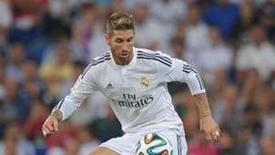 Sergio Ramos Real Madrid Supercopa