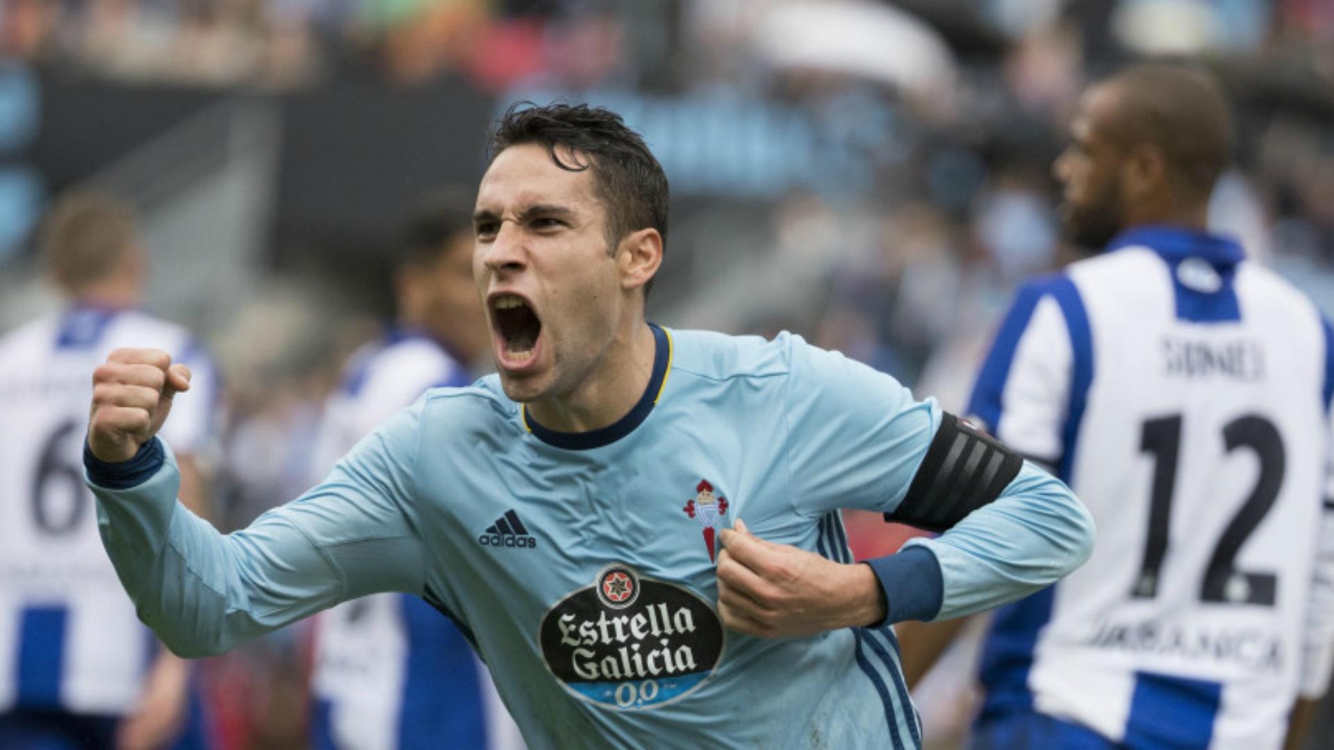 Hugo Mallo Celta Deportivo La Liga