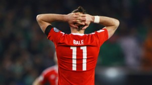 Gareth Bale Ireland Wales WC Qualifier