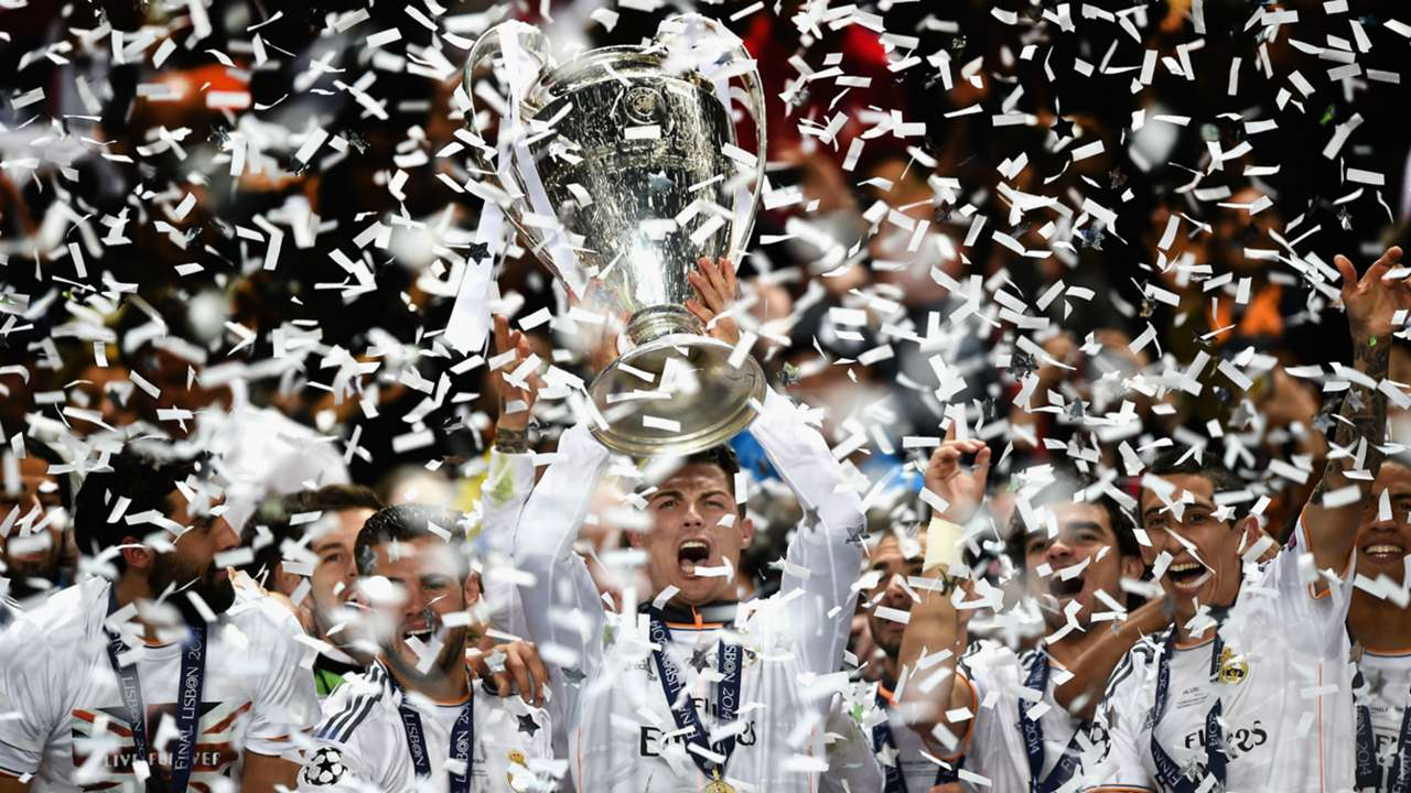 Real Madrid Champions League 24052014