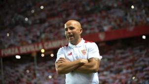 Jorge Sampaoli Sevilla Barcelona Spanish Supercup