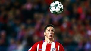 Fernando Torres Atletico Madrid Rostov UEFA Champions League 011116