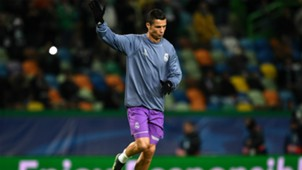 Cristiano Ronaldo Sporting Real Madrid Champions League