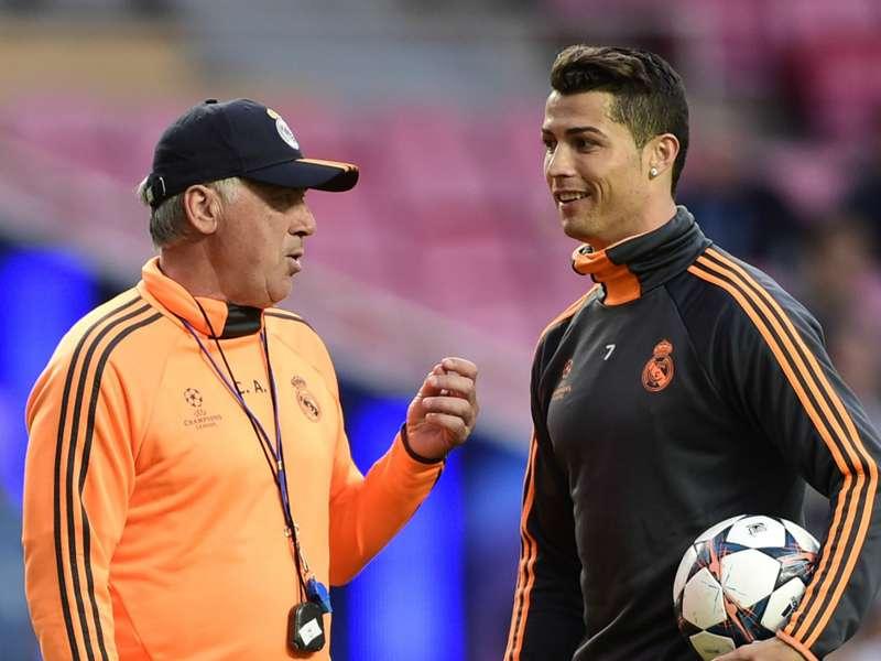 Cristiano Ronaldo y Carlo Ancelotti, un justo doblete para el Balón de Oro