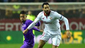 Adil Rami Sevilla Real Madrid Copa del Rey