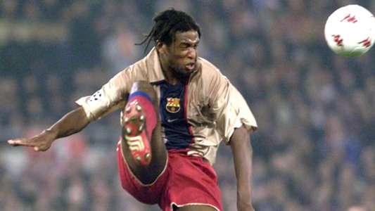 Christanval ex Barcelona player