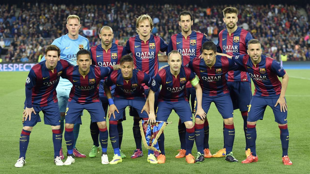 Barcelona PSG Champions League 04212015
