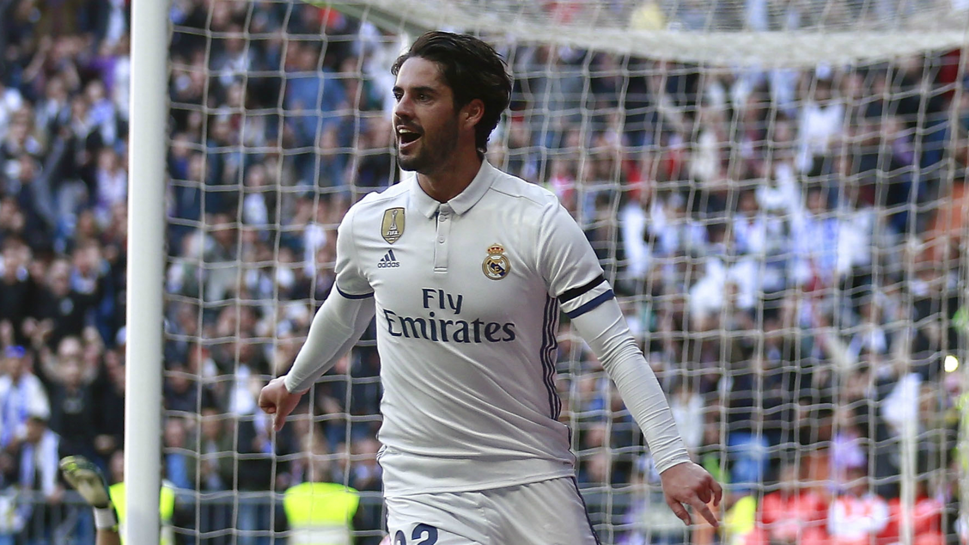 Isco Real Madrid Alaves La Liga