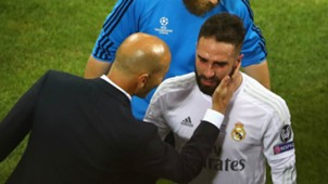 Dani Carvajal Real Madrid Champions League 28052016