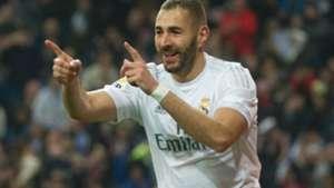 Karim Benzema Real Madrid Espanyol 31012016