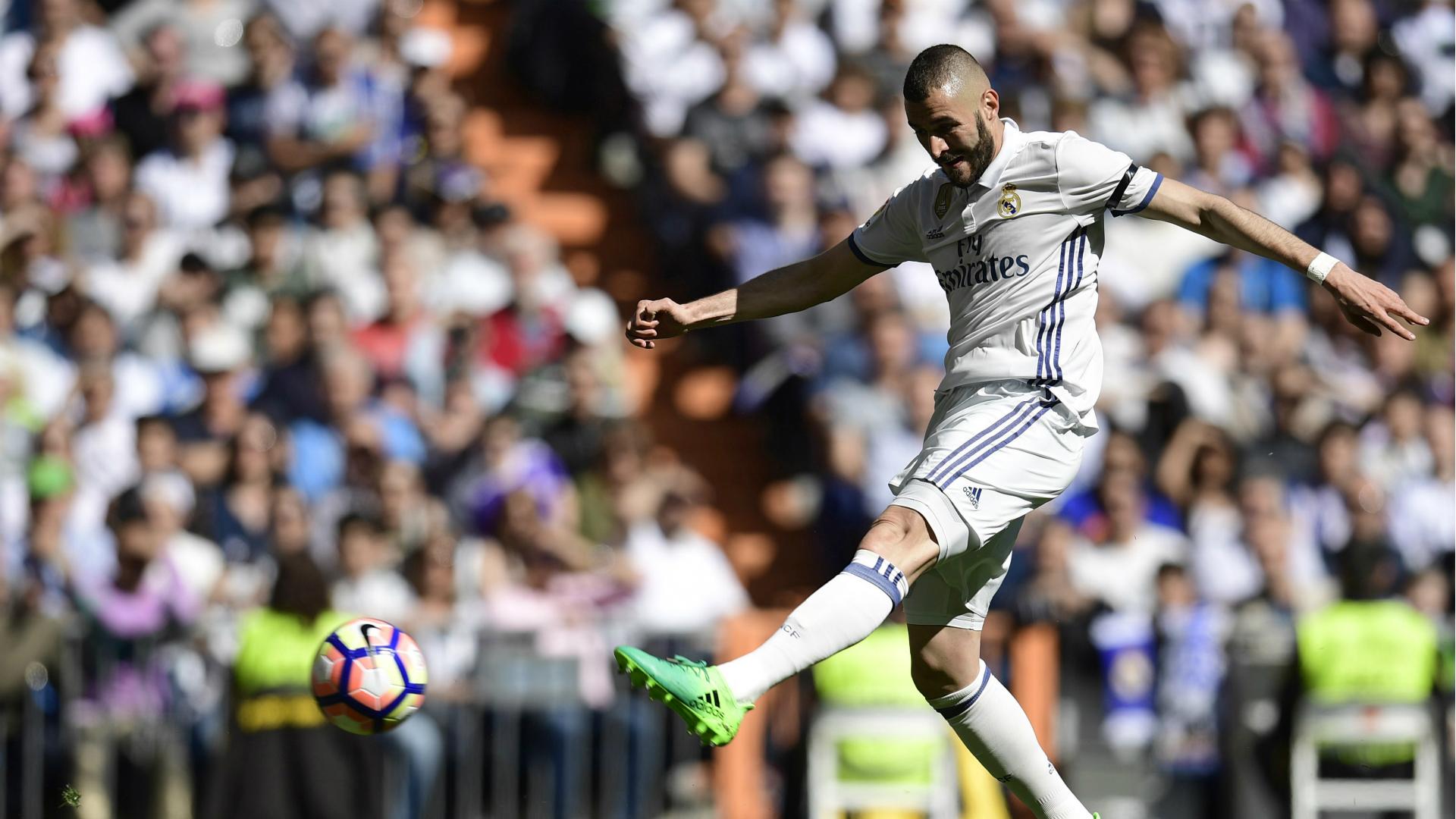 Karim Benzema Real Madrid Alaves La Liga
