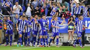 Deyverson Alaves Real Madrid LaLiga 29102016