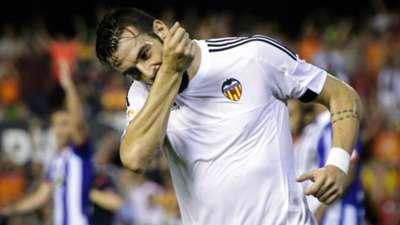 Alvaro Negredo Valencia Deportivo Liga BBVA