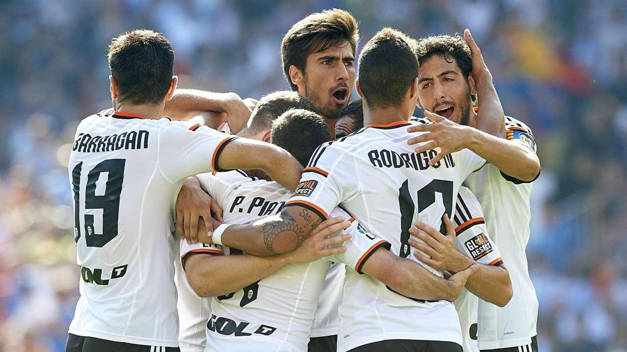 Valencia Atletico Madrid La Liga