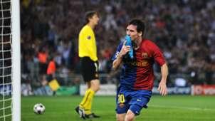 Leo Messi Barcelona 2009