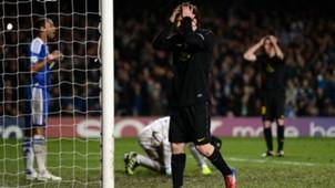 Messi Chelsea 2012