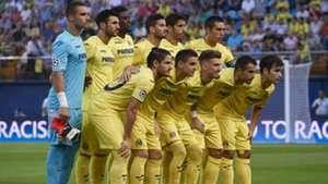 Villarreal Monaco Champions League PlayOff