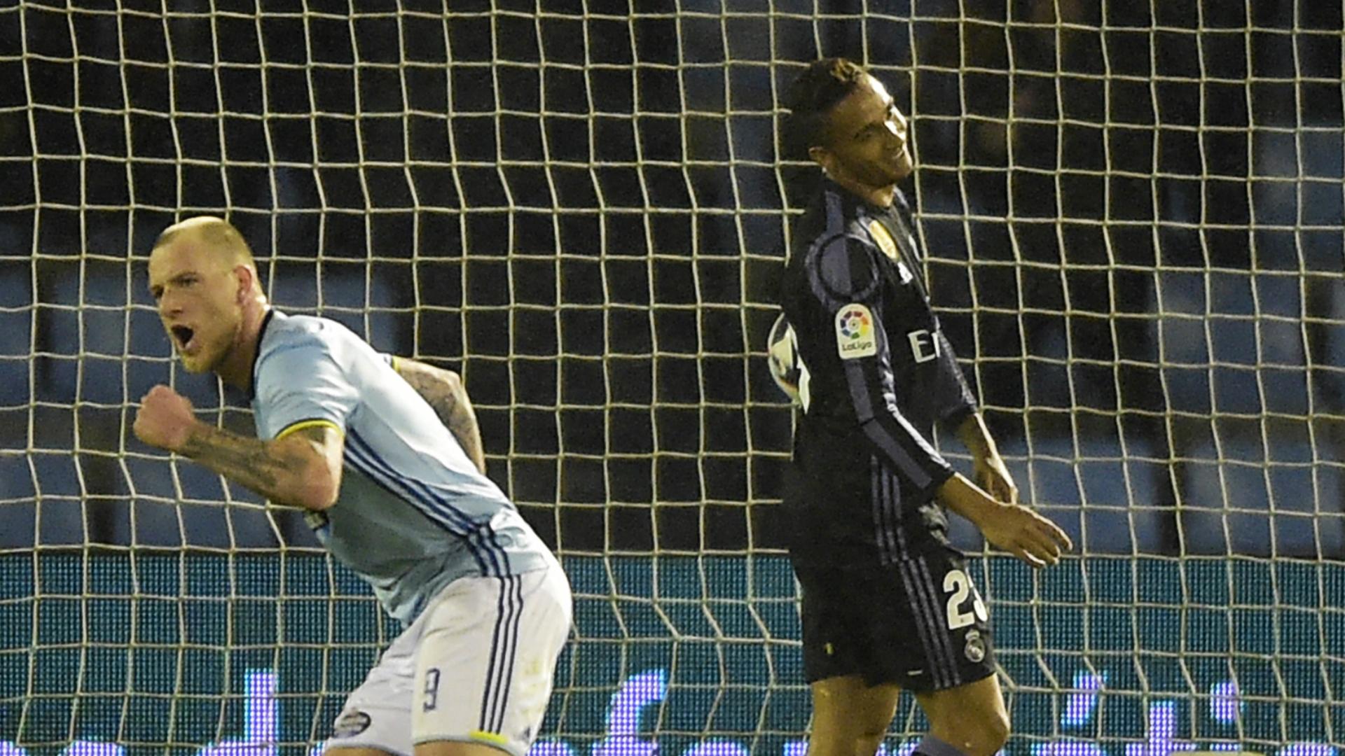 John Guidetti Danilo Celta Real Madrid Copa del Rey