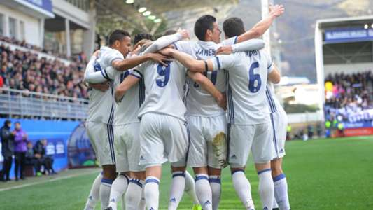 Eibar Real Madrid LaLiga 04032017