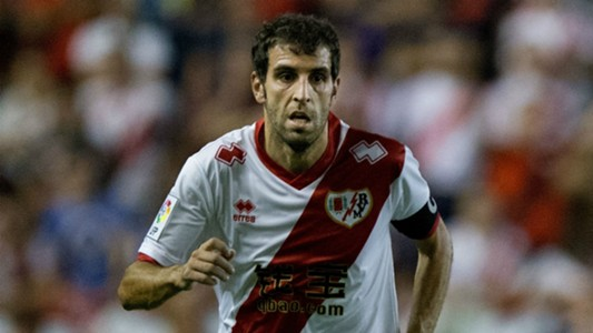 Roberto Trashorras Rayo Vallecano  08252014