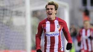 Antoine Griezmann Eibar Atletico Madrid LaLiga 07012016