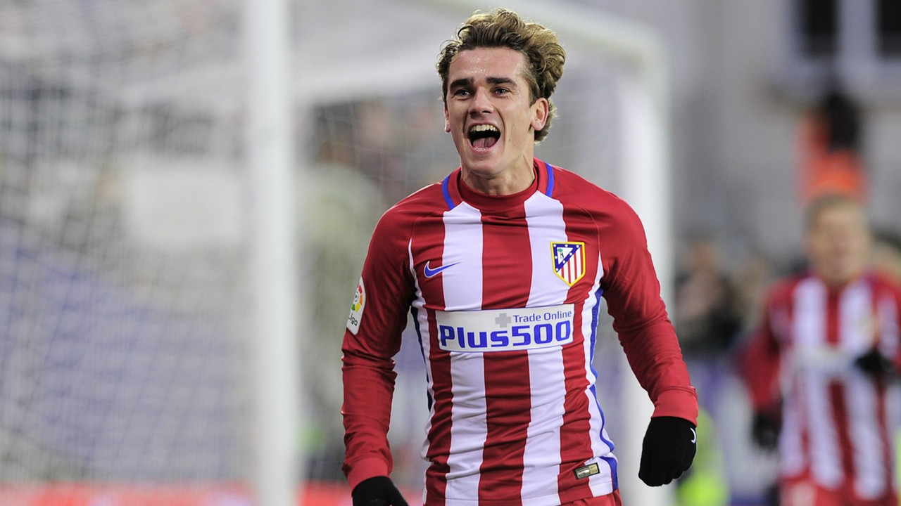 Griezmann pulls off outrageous save in Atletico training