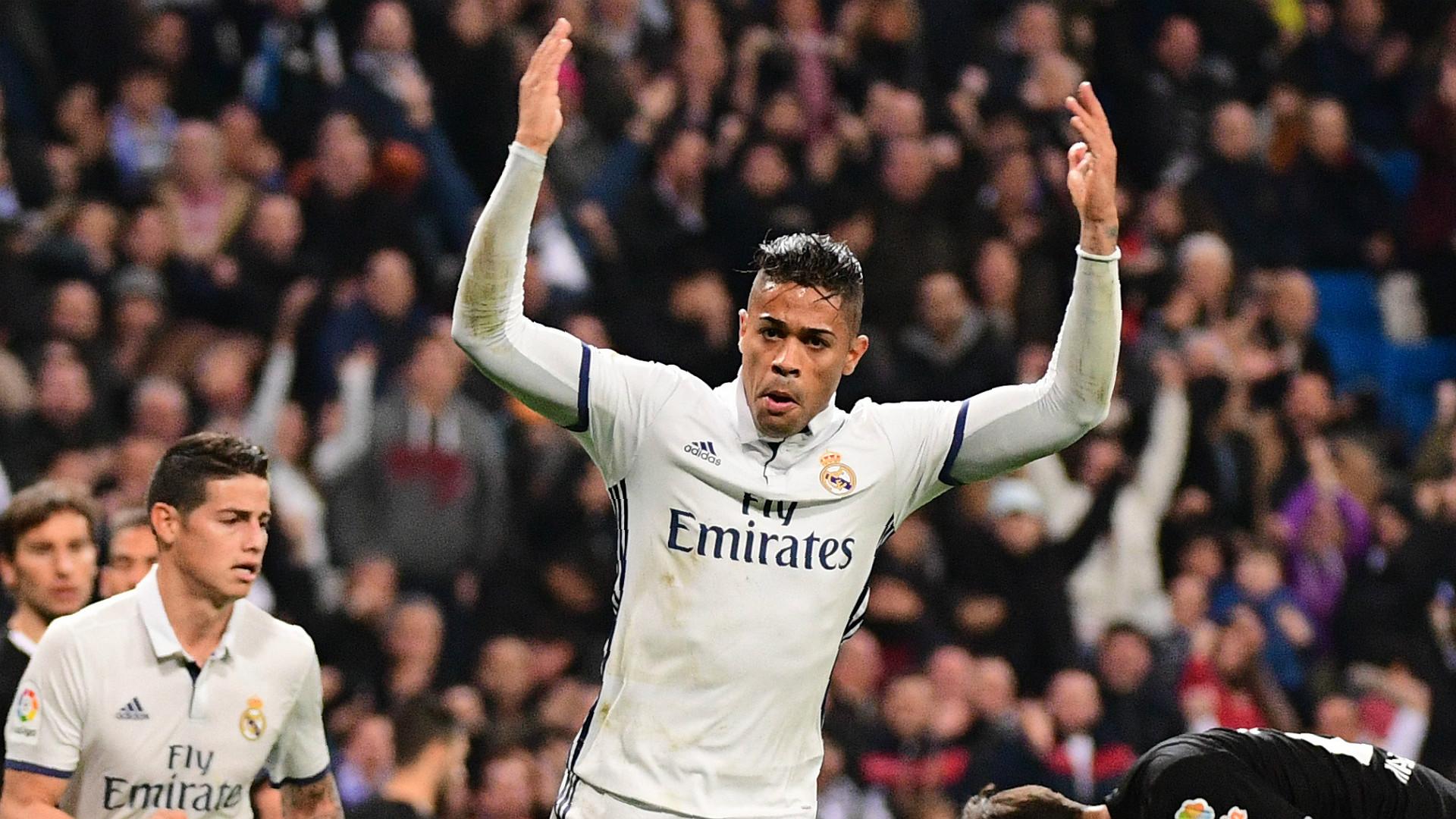 Mariano Real Madrid Deportivo Coruna LaLiga 10122016