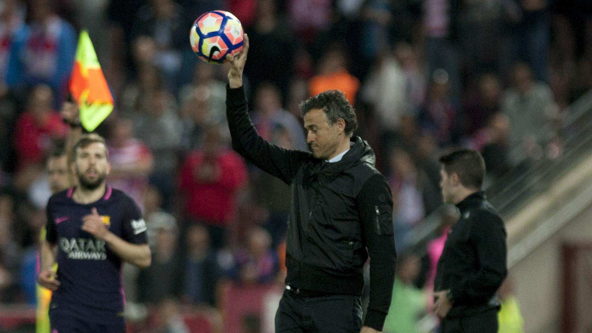 Luis Enrique Granada Barcelona La Liga