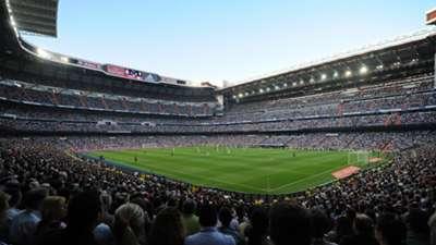 SANTIAGO BERNABEU REAL MADRID 08252014