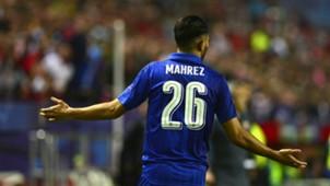 Riyadh Mahrez Sevilla Leicester Champions League