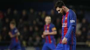 Messi Villarreal Barcelona