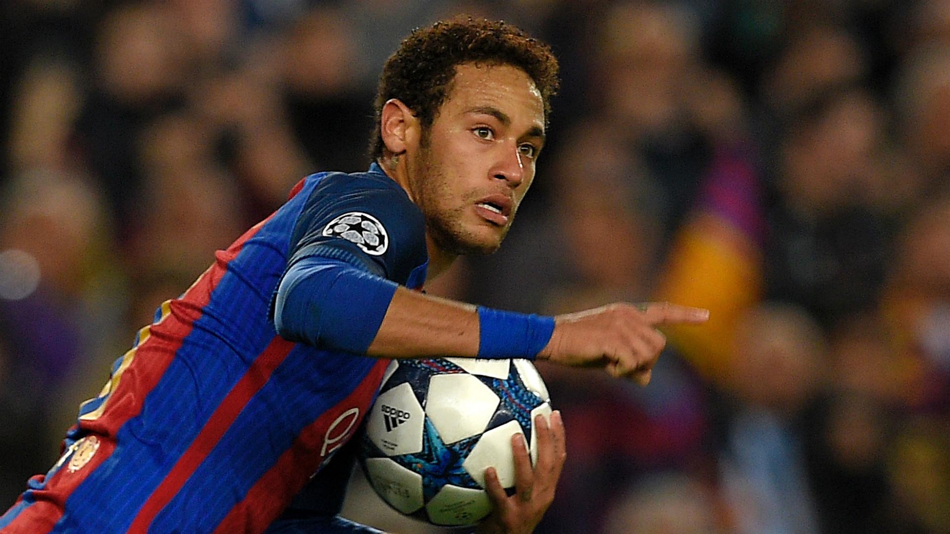 Neymar Barcelona PSG UEFA Champions League 08032016