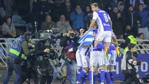 Real Sociedad Barcelona La Liga 27112016