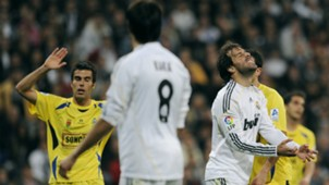 Alcorcon against Real Madrid