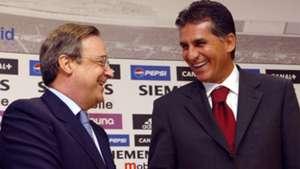 Florentino Pérez Queiroz Real Madrid