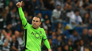 Bruno Cesar Real Madrid Sporting CP 14092016