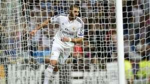 Karim Benzema Real Madrid Basel UEFA Champions League