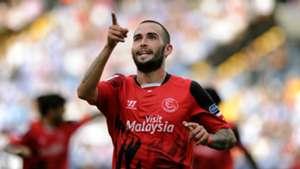 Aleix Vidal Malaga Sevilla Liga BBVA 05232015