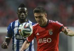 Guilherme Siqueira Silvestre Varela Benfica Porto