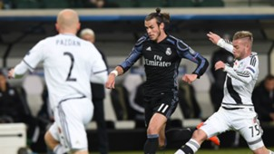 Gareth Bale Legia Warsaw Real Madrid Champions League