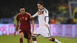 Bruno Soriano Sebastien Rudy Spain Germany friendly