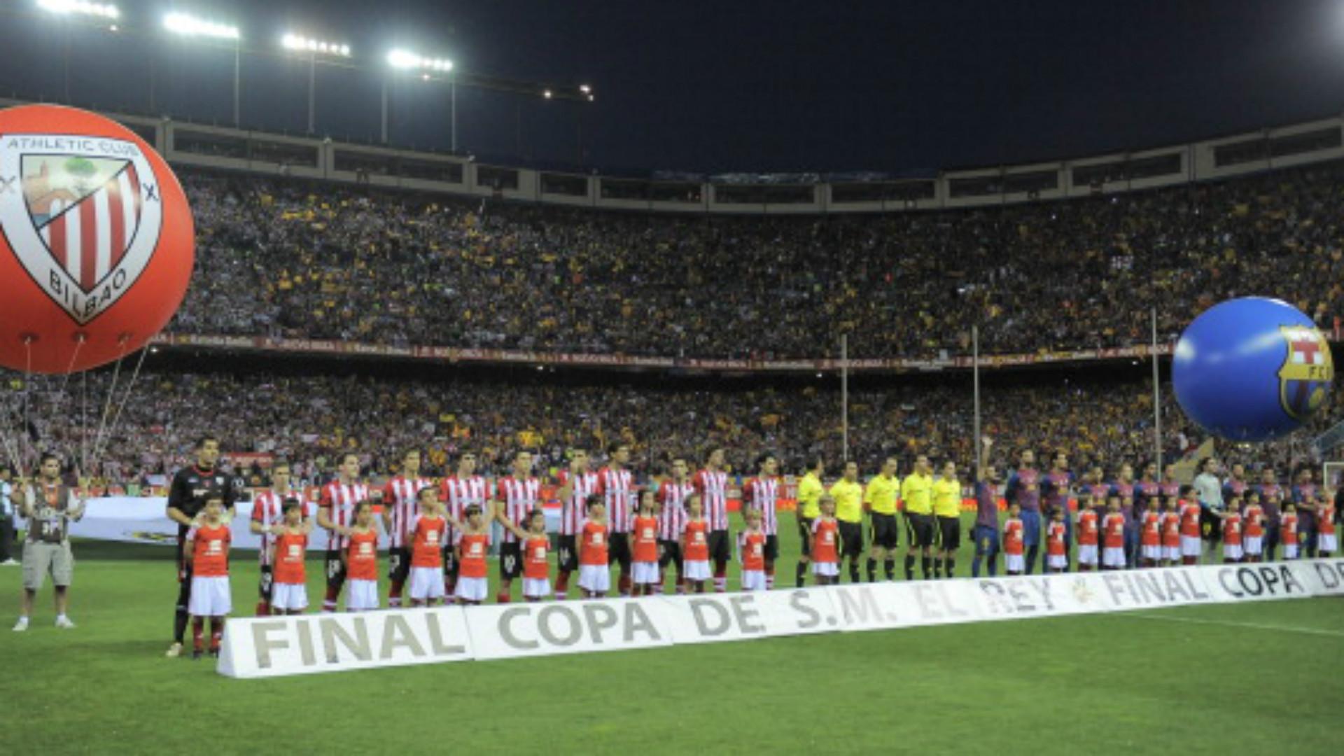 Barcelona Athletic Final Copa del Rey 2012