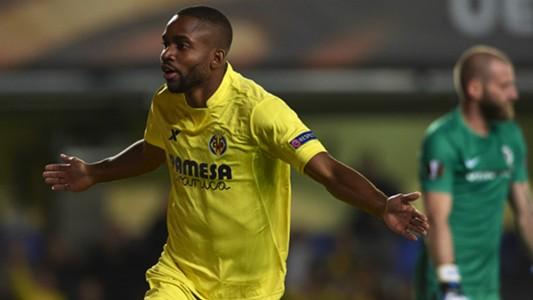 Bakambu Bicik Villarreal Sparta Praga UEFA Europa League