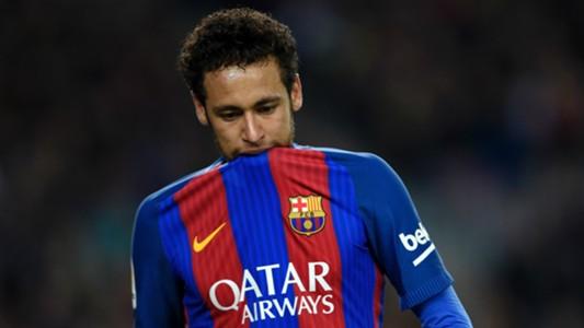 Neymar Barcelona Valencia La Liga