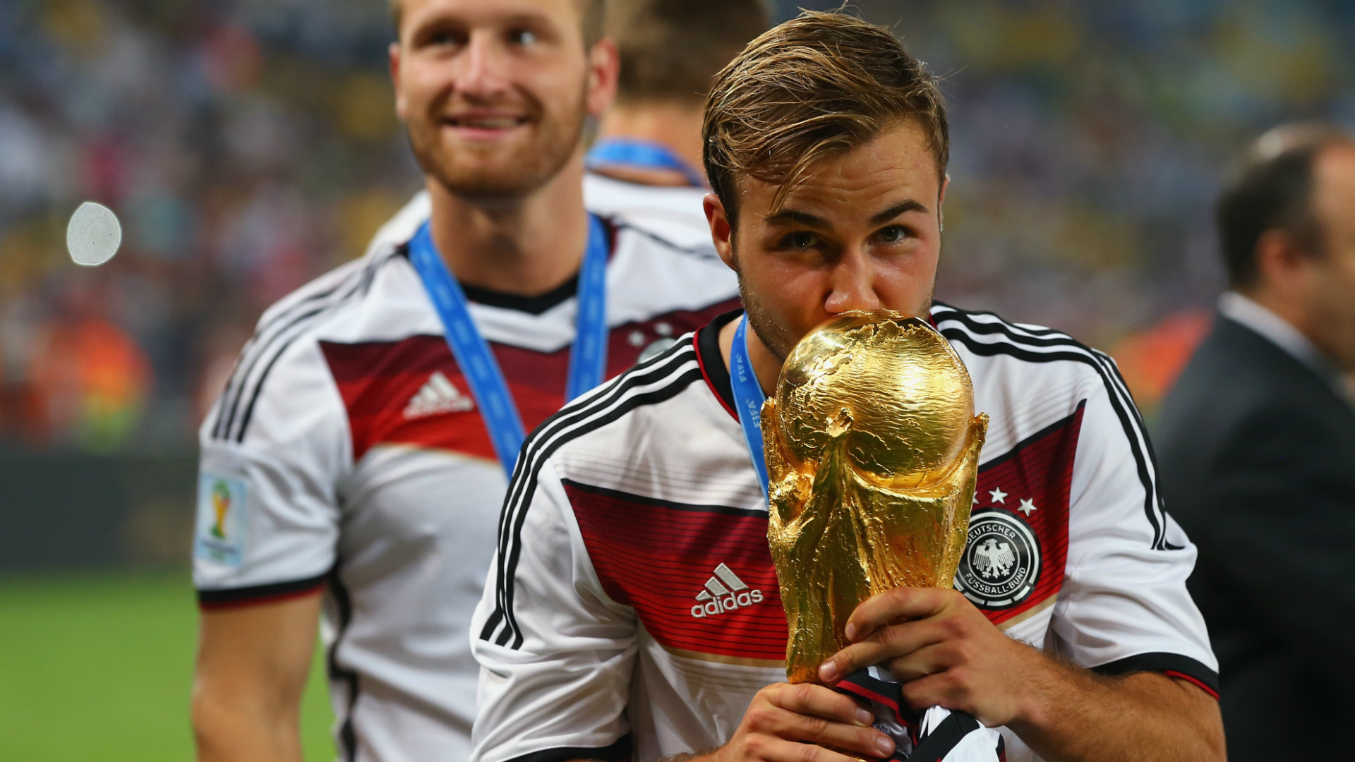 Mario Gotze Germany World Cup 2014