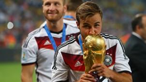 Mario Gotze Germany World Cup 2014