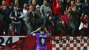 Sergio Ramos Sevilla Real Madrid