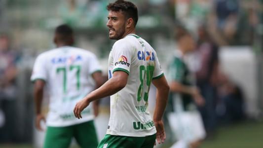 Alan Ruschel Chapecoense Palmeiras